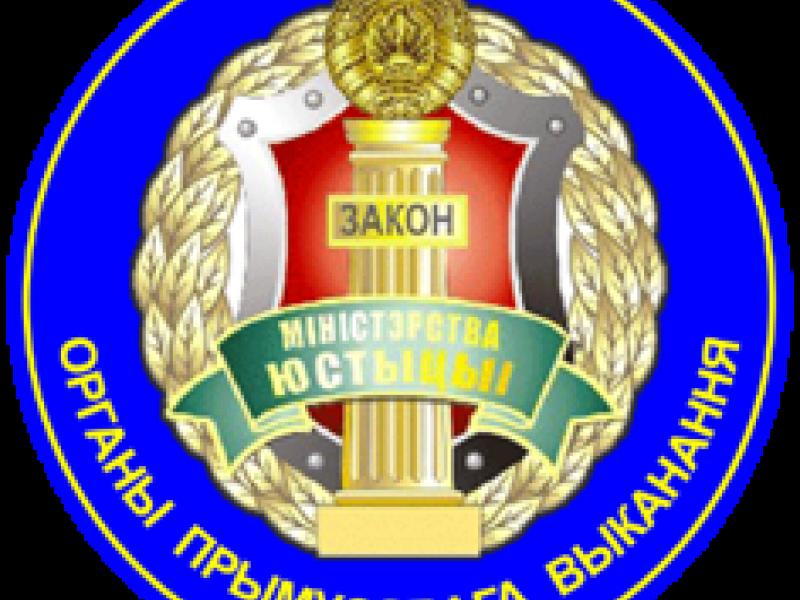 Отдел принудительного исполнения Борисовского района Минской области